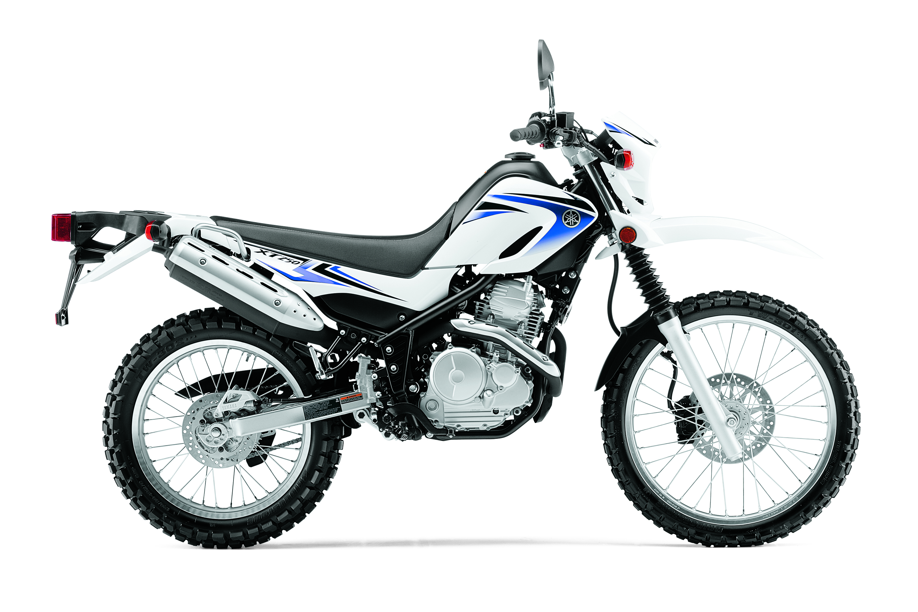 Dual Sport Motorcycle With Lowest Seat Height