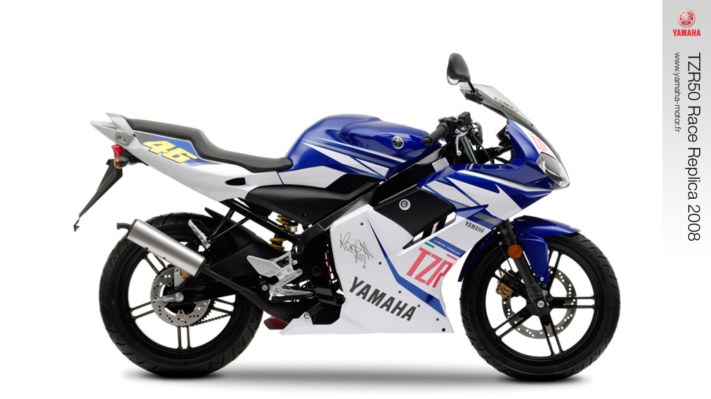 Yamaha TZR 50 Race Replica #1