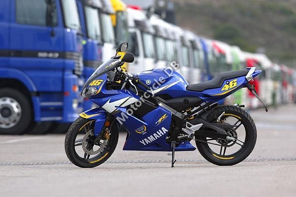 Yamaha TZR Race Replica 2006 #1
