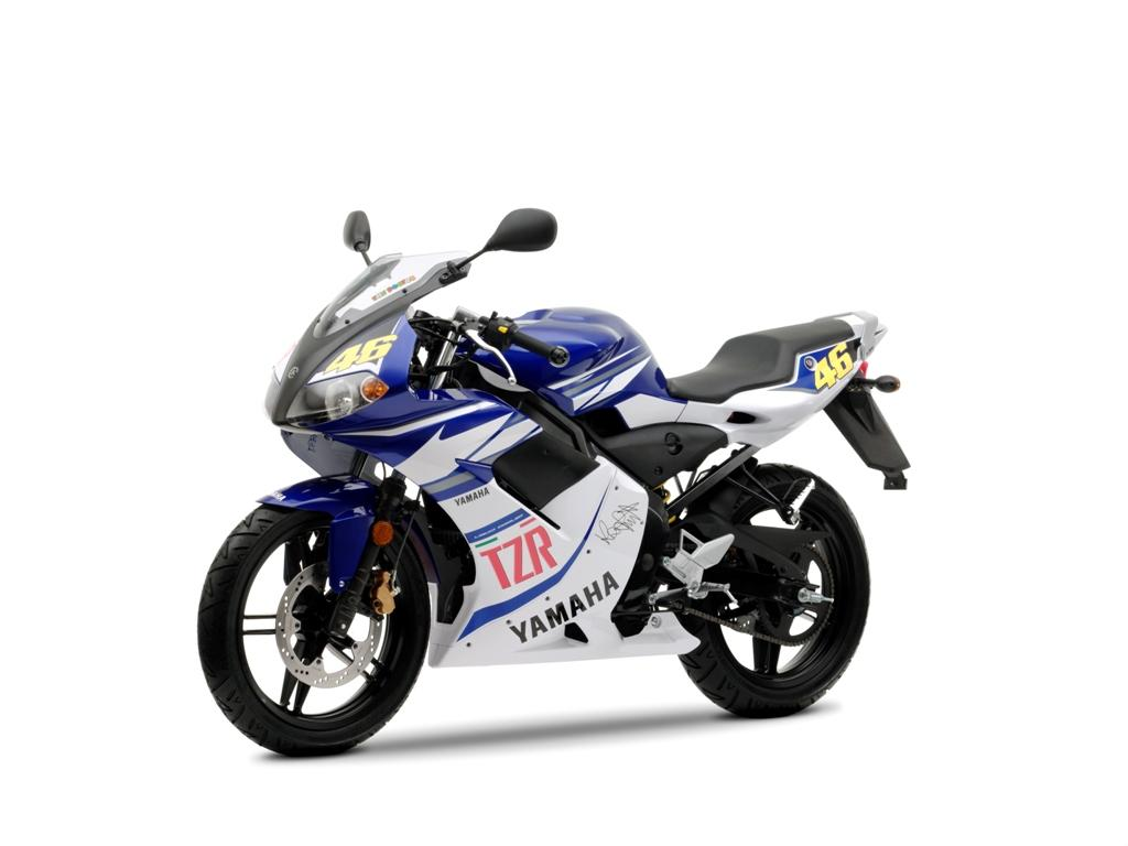 Yamaha TZR Race Replica 2006 #8