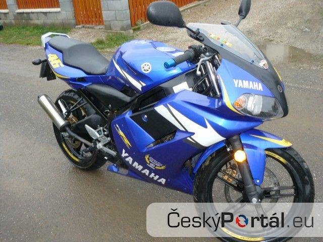 Yamaha TZR Race Replica 2006 #2