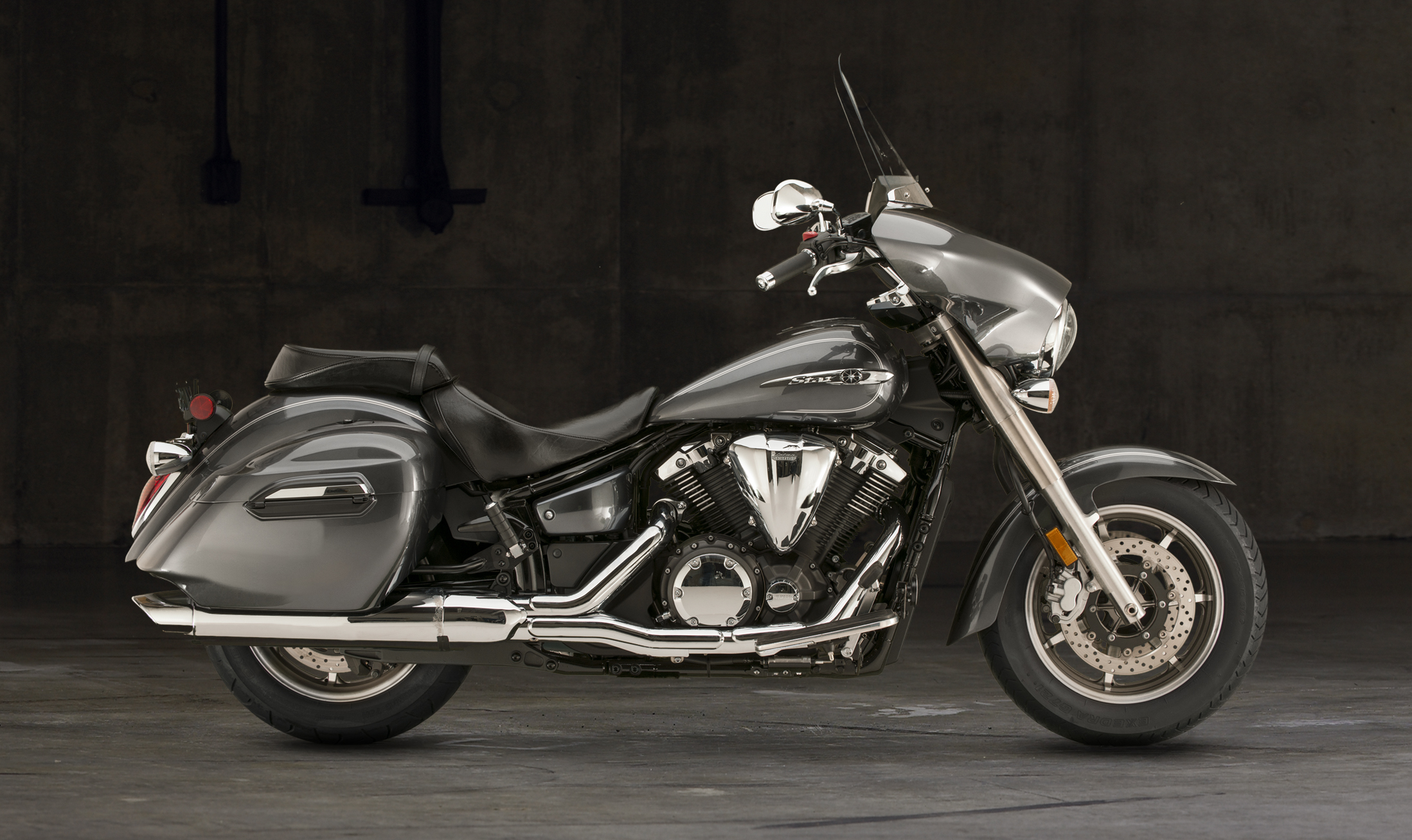 Engine Guards For Yamaha V Star Deluxe