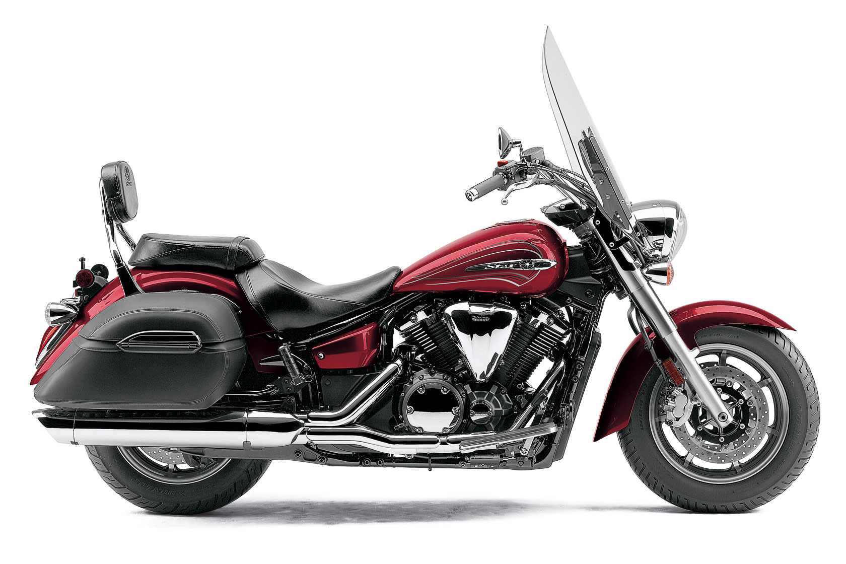 Yamaha V Star 1300 Tourer 2011 #1