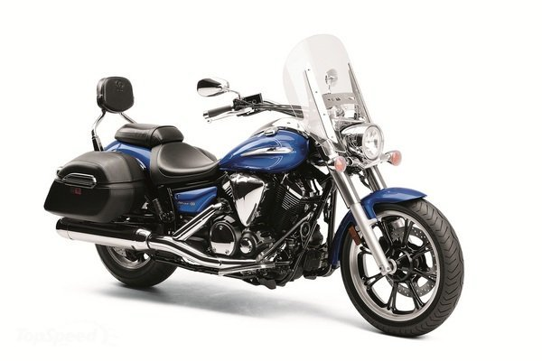 Yamaha V Star 1300 Tourer 2011 #10