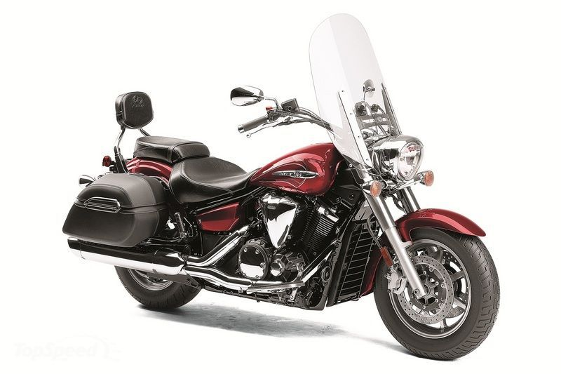 Yamaha V Star 1300 Tourer 2011 #13