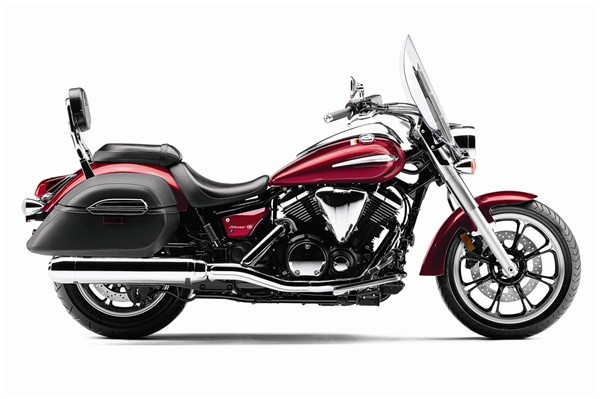 Yamaha V Star 1300 Tourer 2011 #14