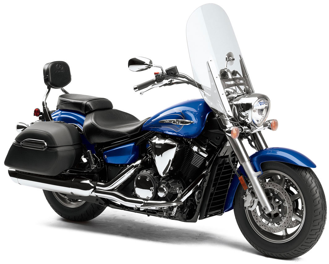 Yamaha V Star 1300 Tourer 2011 #5