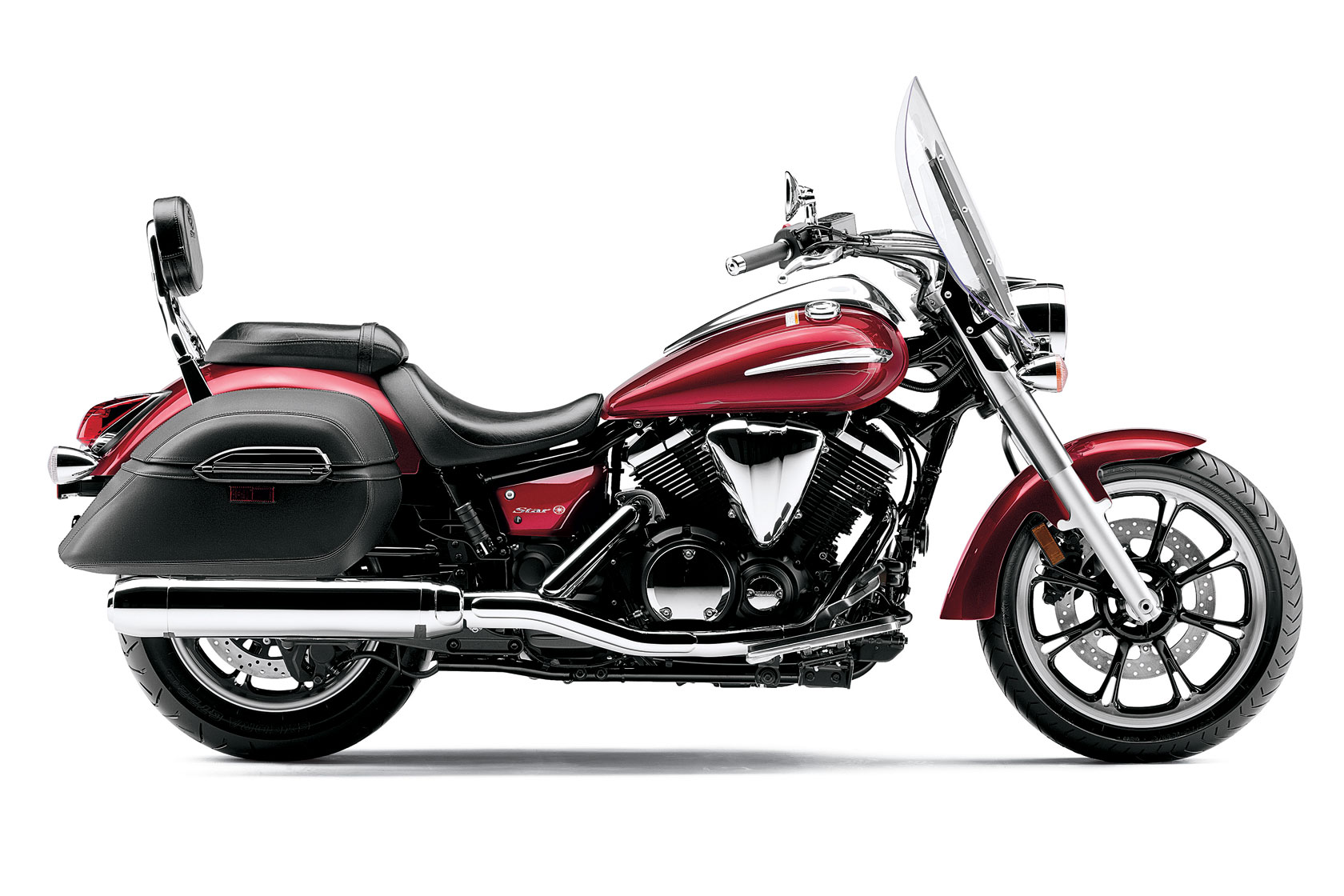 Yamaha V Star 1300 Tourer 2011 #6