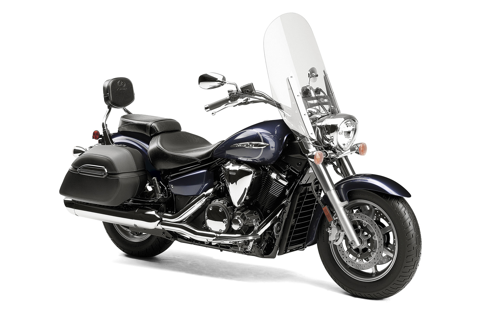 Yamaha V Star 1300 Tourer 2011 #7