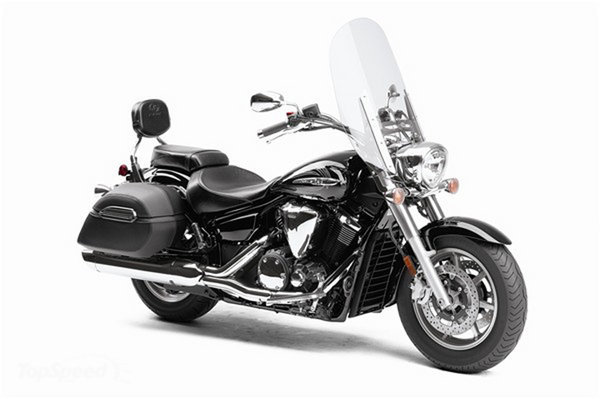 Yamaha V Star 1300 Tourer 2011 #8