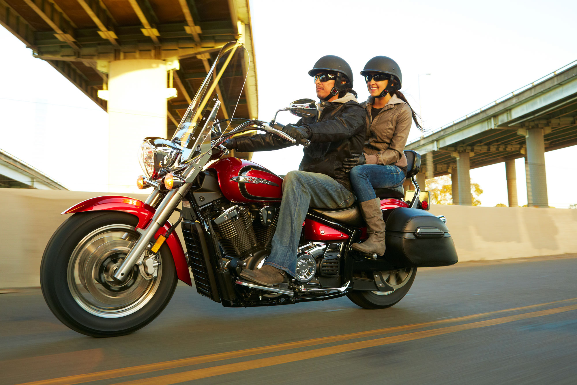 Yamaha V Star 1300 Tourer 2014 #10
