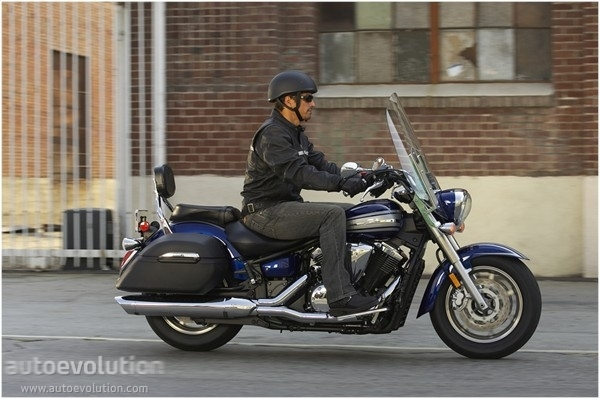 Yamaha V Star 1300 Tourer 2014 #11