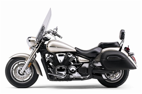Yamaha V Star 1300 Tourer 2014 #13