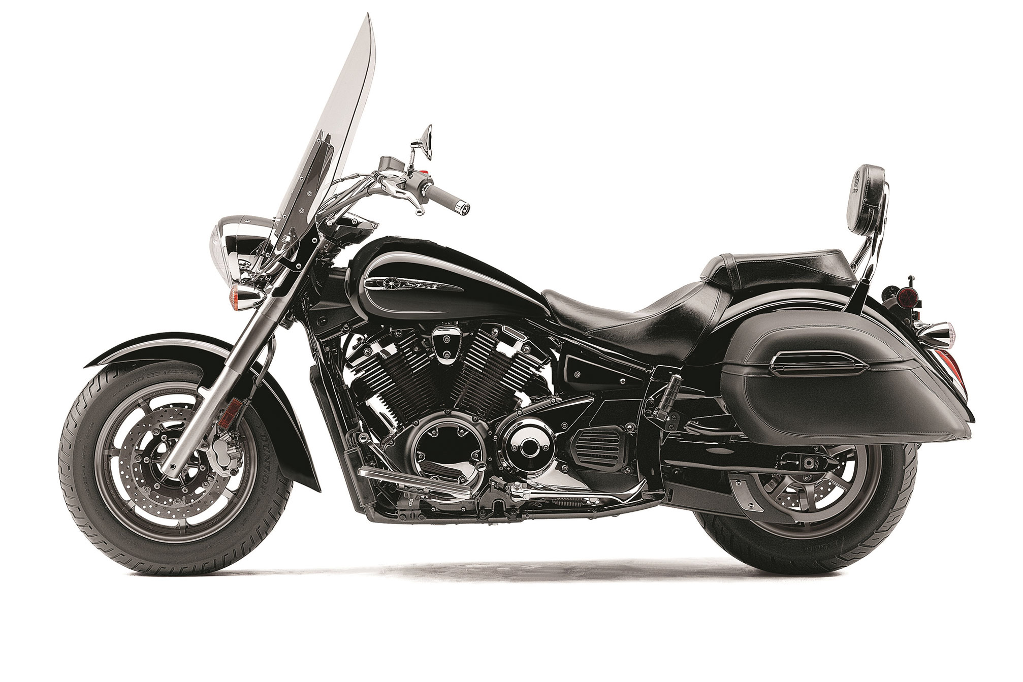Yamaha V Star 1300 Tourer 2014 #2