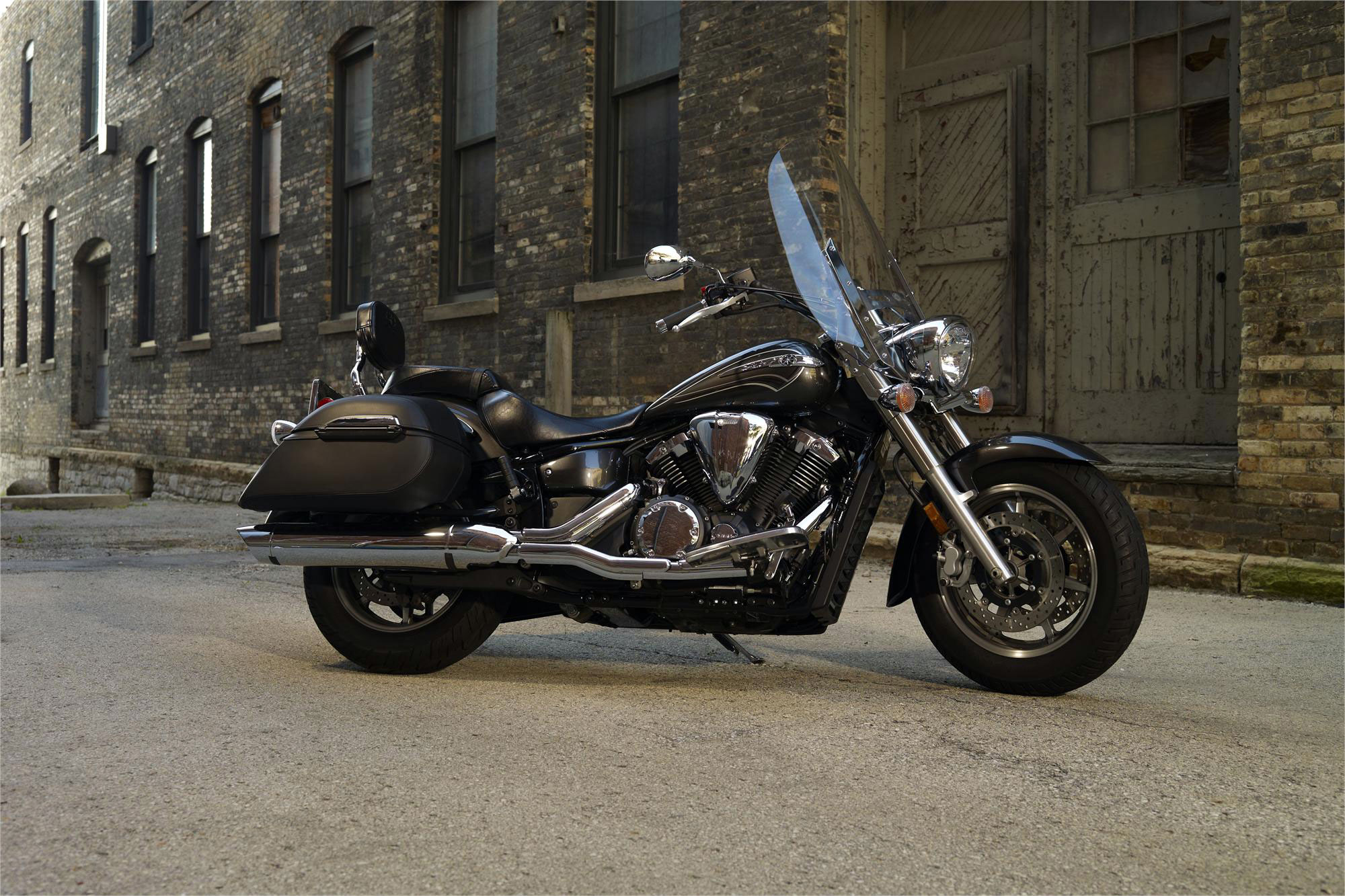 Yamaha V Star 1300 Tourer 2014 #3