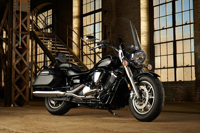Yamaha V Star 1300 Tourer 2014 #5
