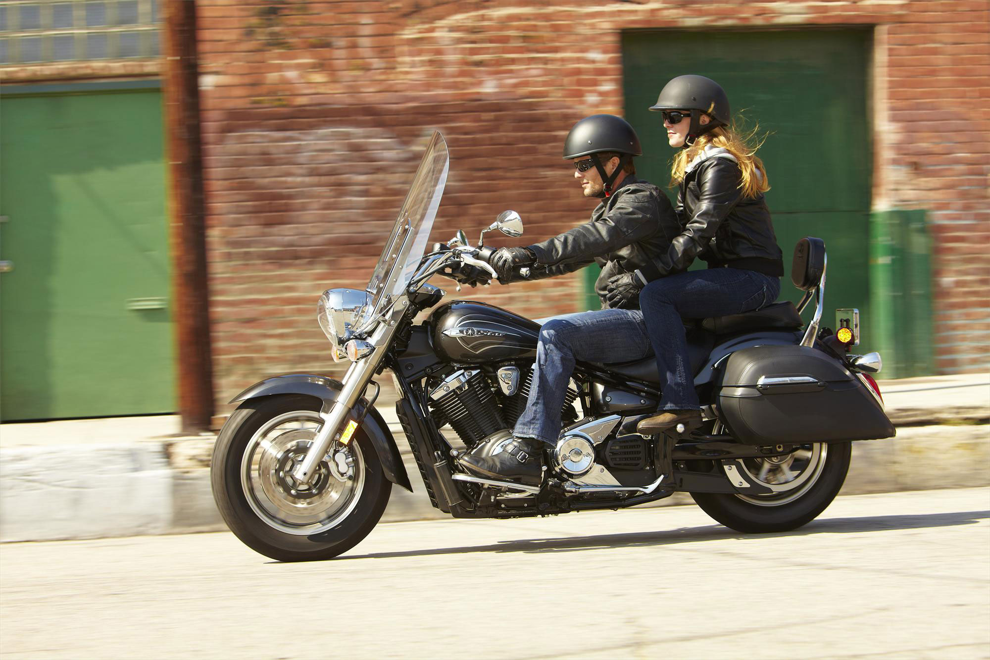 Yamaha V Star 1300 Tourer 2014 #7