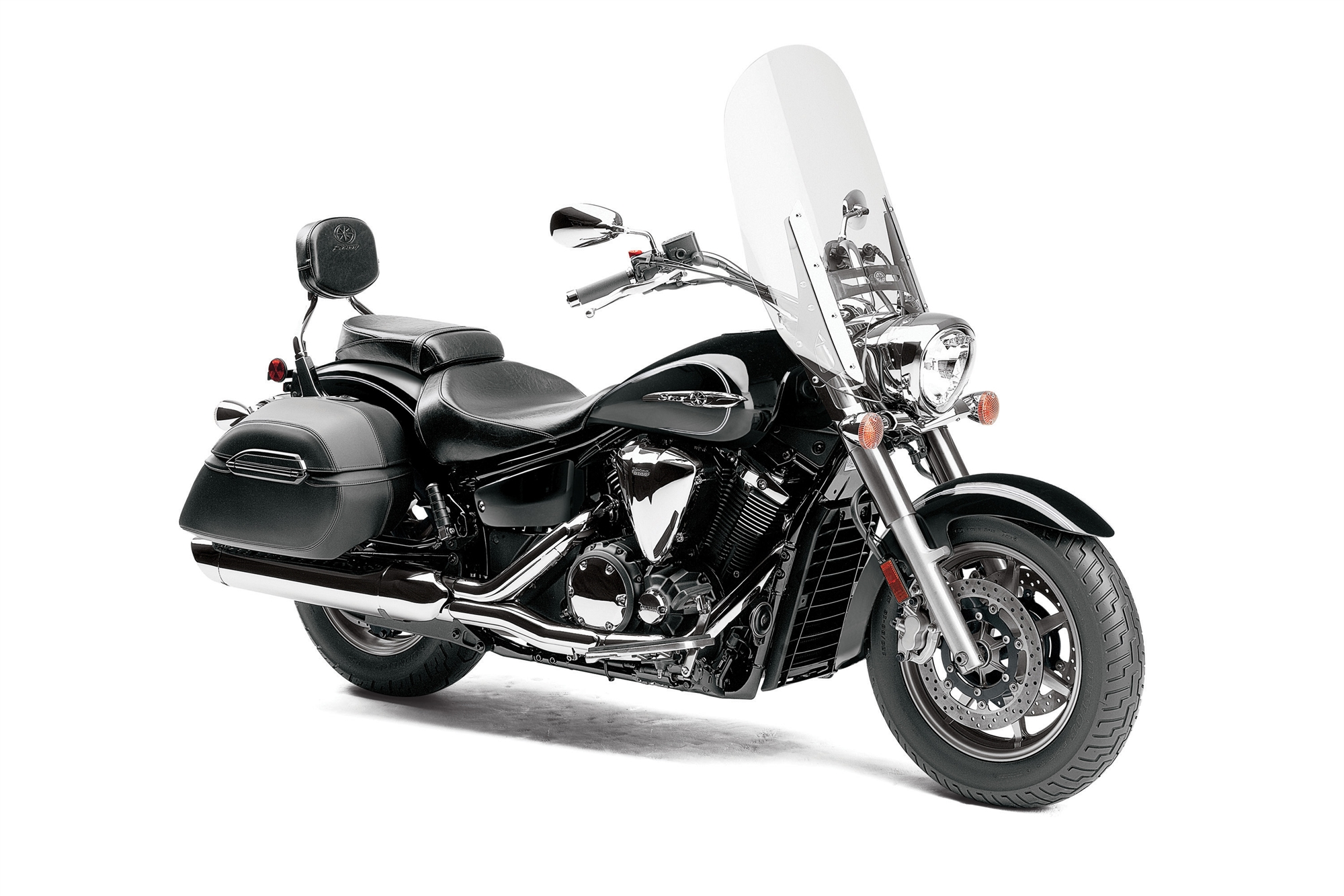 Yamaha V Star 1300 Tourer 2014 #8