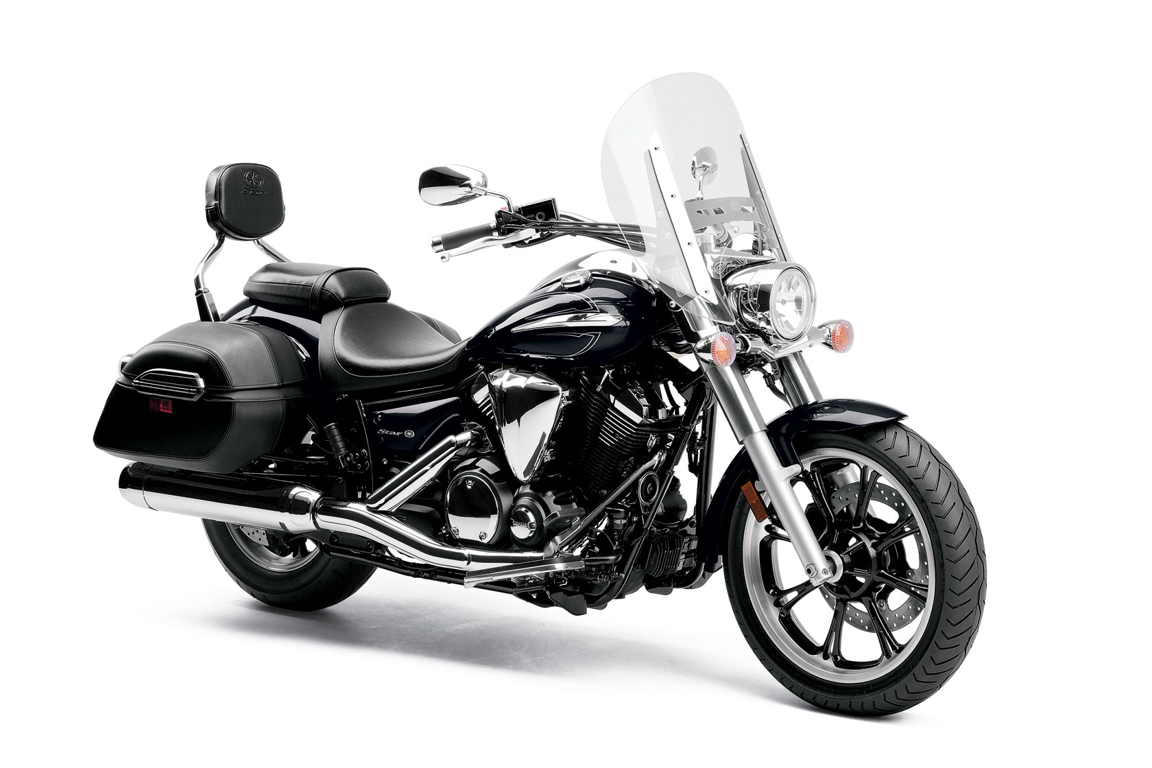 Yamaha V Star 950 Tourer 2009 #1