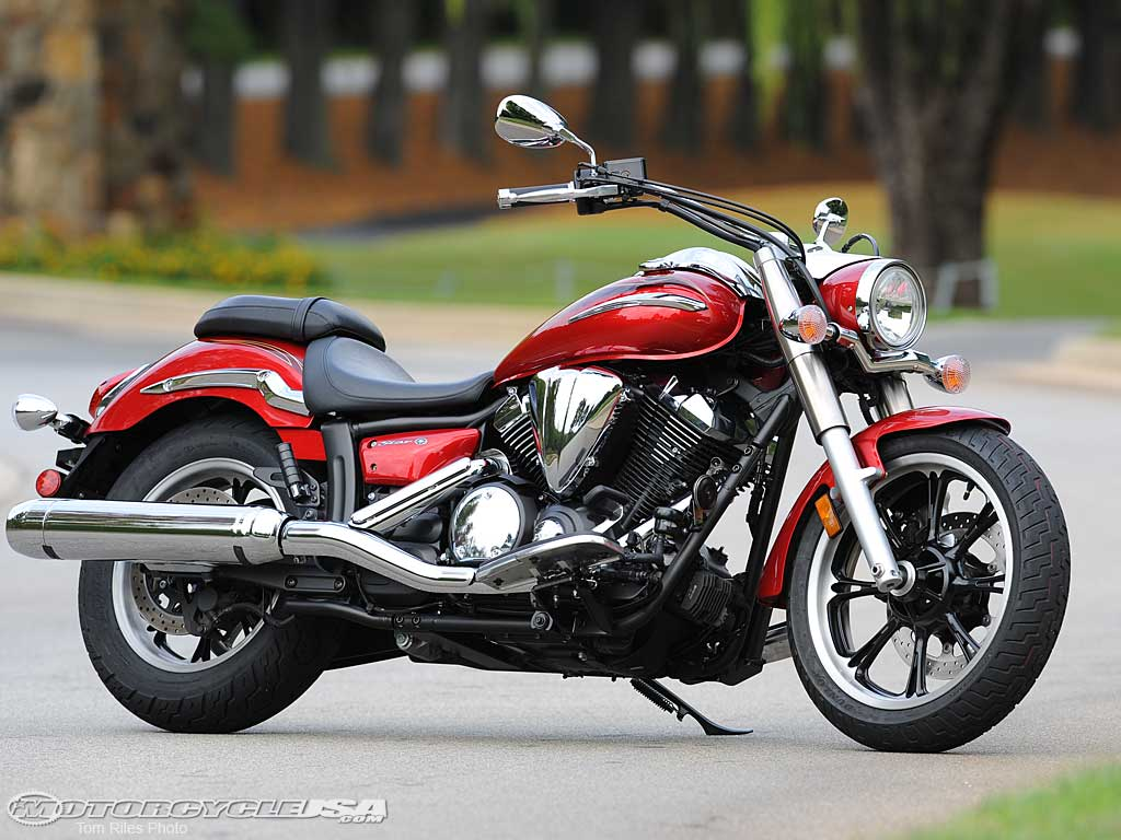 Yamaha V Star 950 Tourer 2009 #3