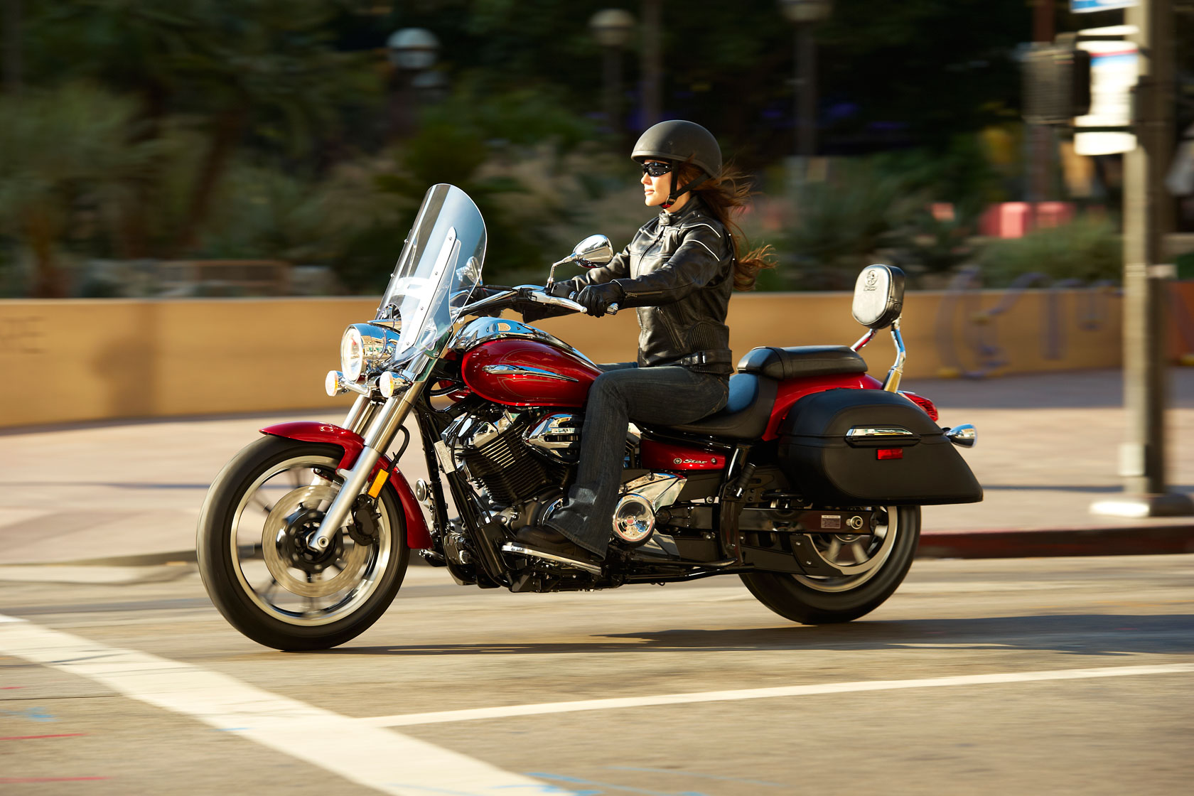 Yamaha V Star 950 Tourer 2010 #11