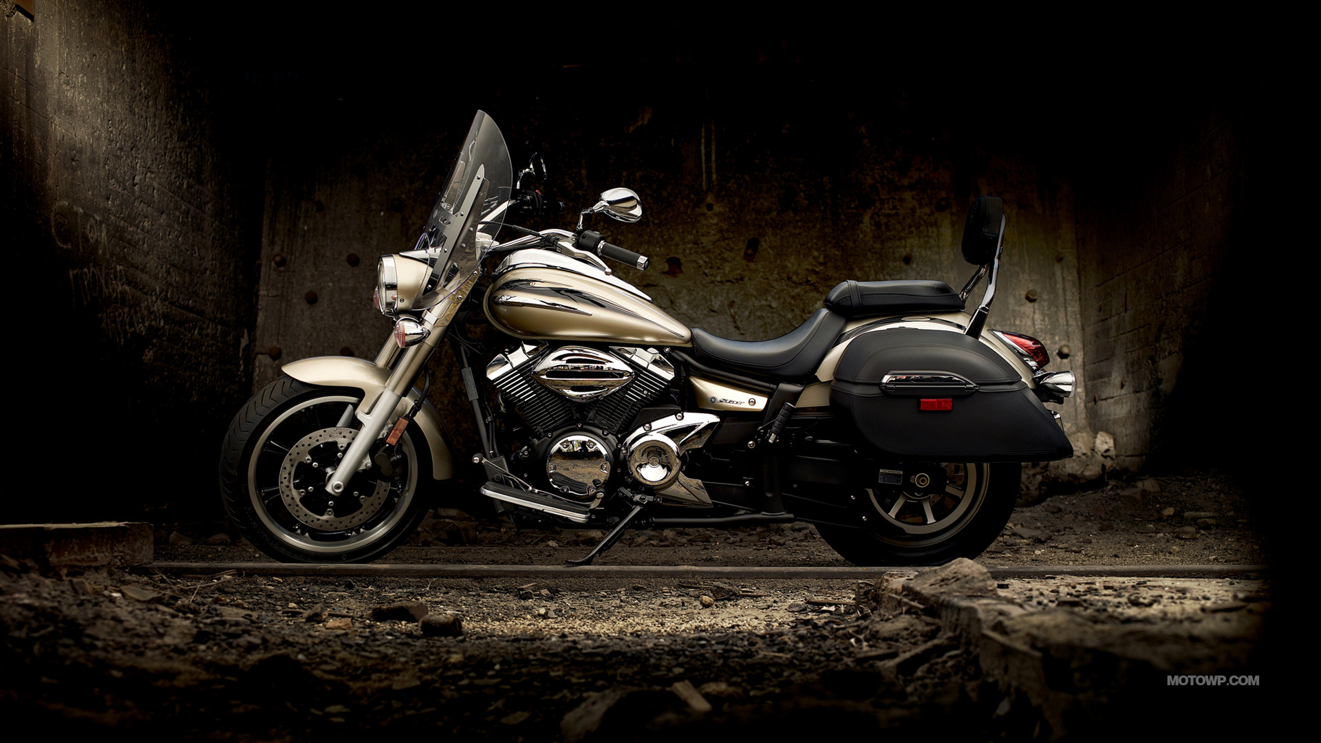Yamaha V Star 950 Tourer 2010 #5
