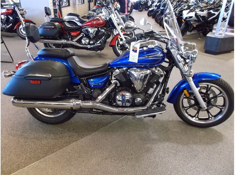 Yamaha V Star 950 Tourer 2012 #14