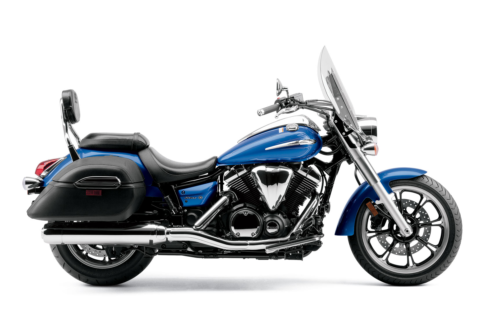 Yamaha V Star 950 Tourer 2012 #3