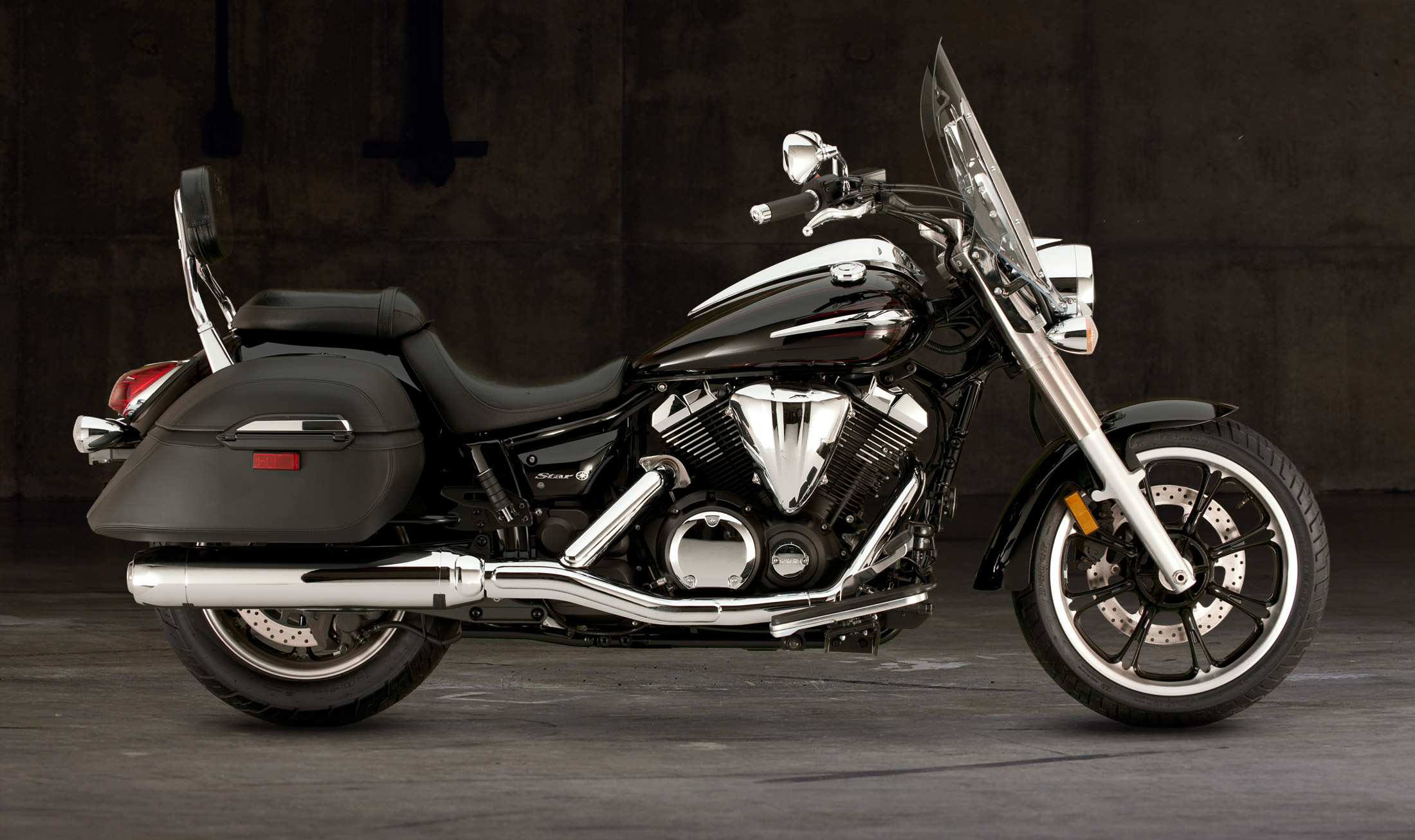 Yamaha V Star 950 Tourer 2012 #4