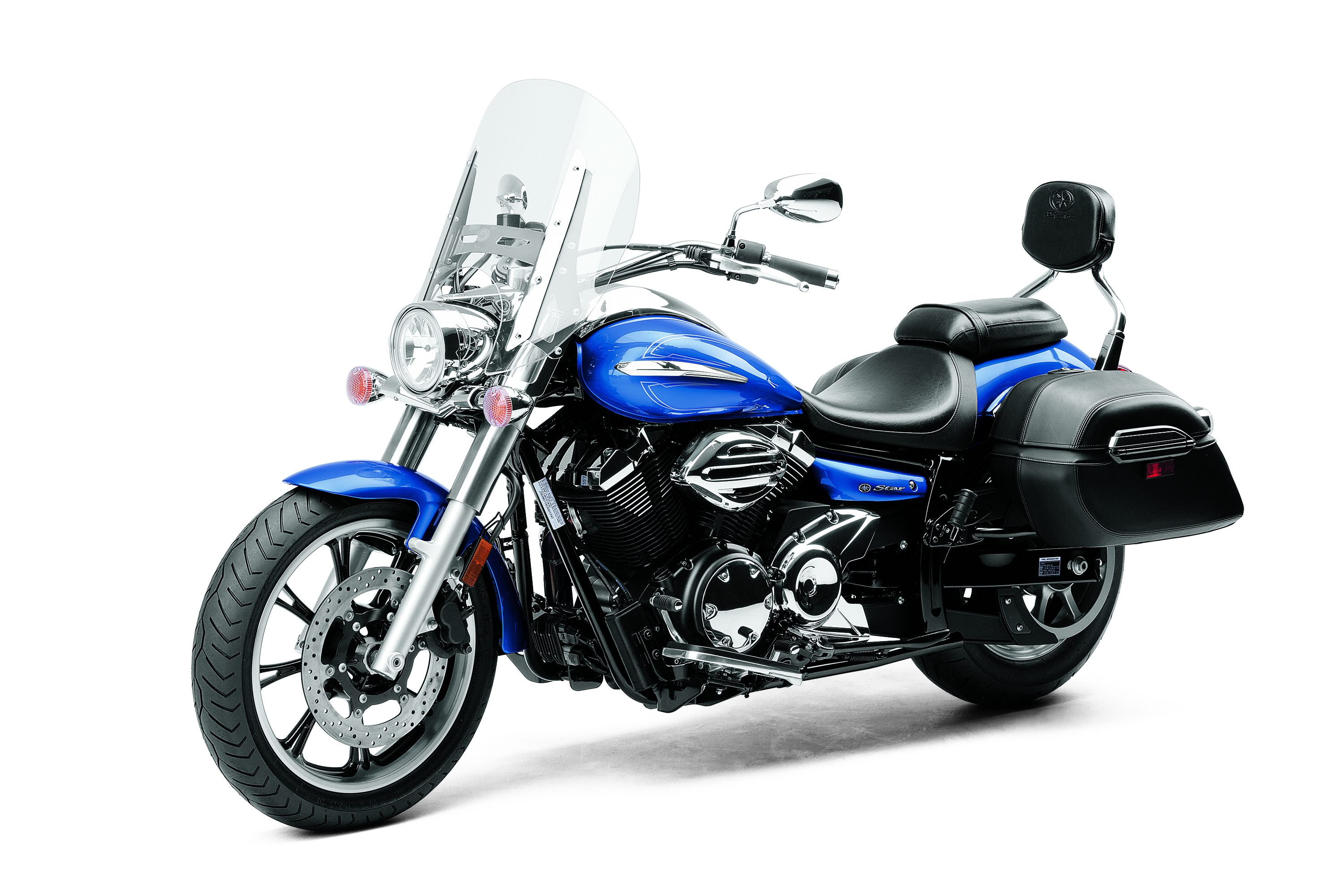 Yamaha V Star 950 Tourer 2012 #5