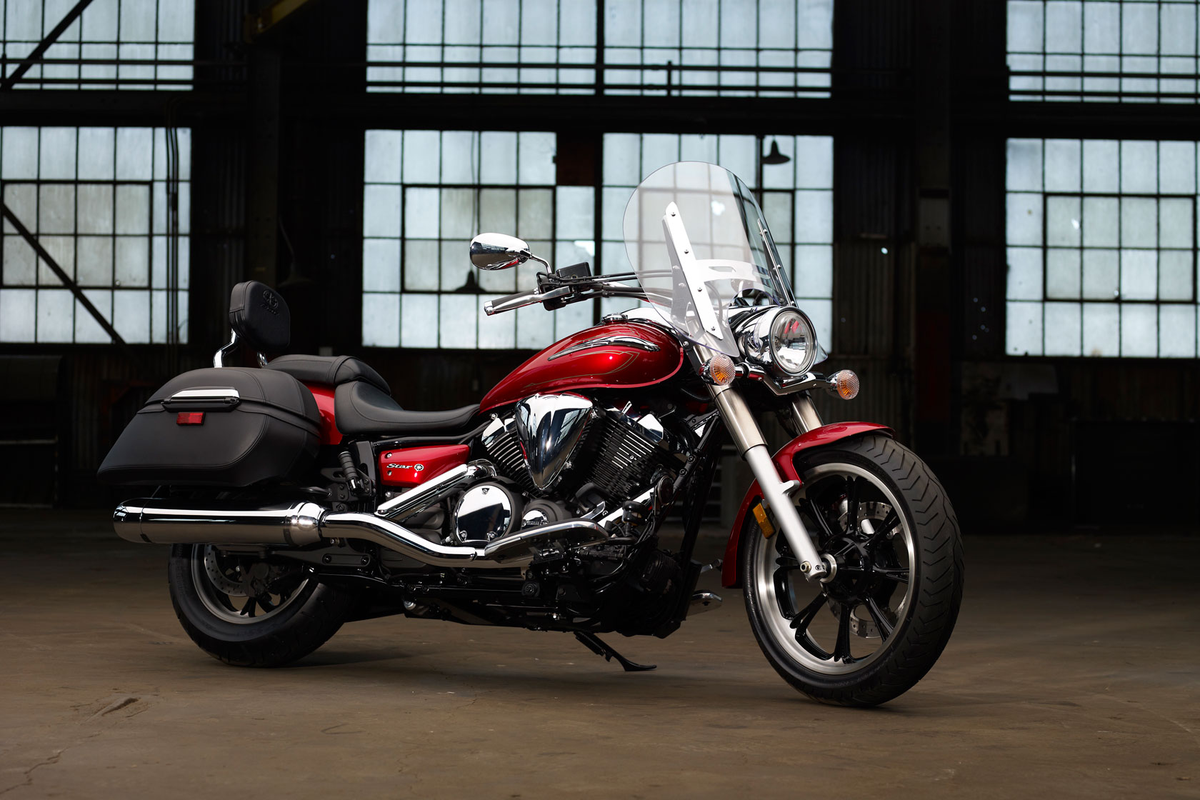 Yamaha V Star 950 Tourer 2012 #7
