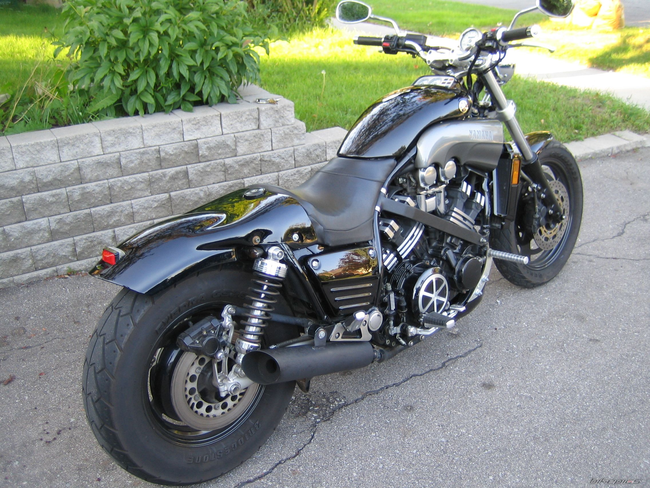 Yamaha Vmax Performance Parts