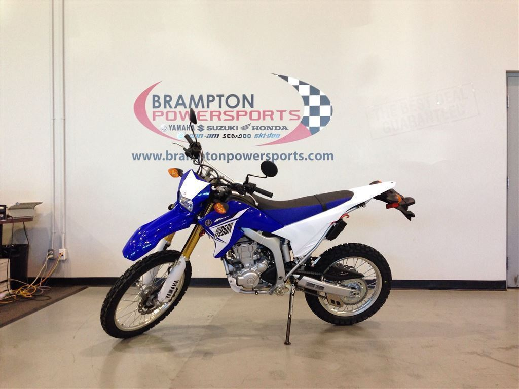 2014 Yamaha WR250R Test | Dual Sport Motorcycle Review
