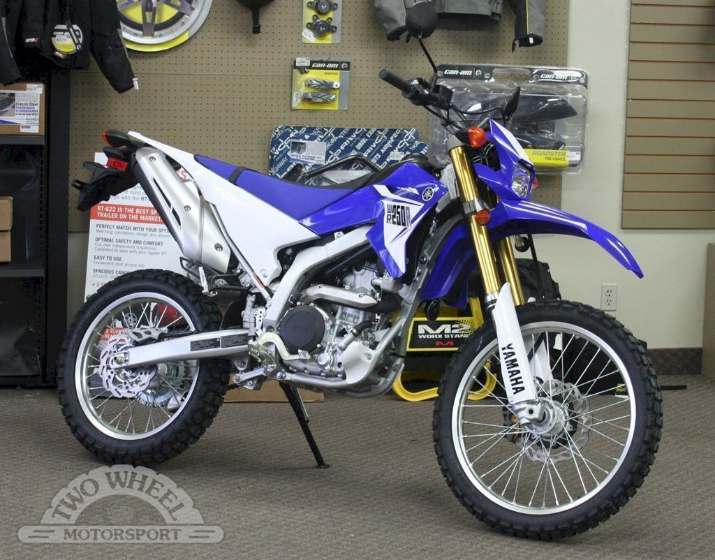 Best Dual Sport 2014: Yamaha WR250R - Motorcycle USA