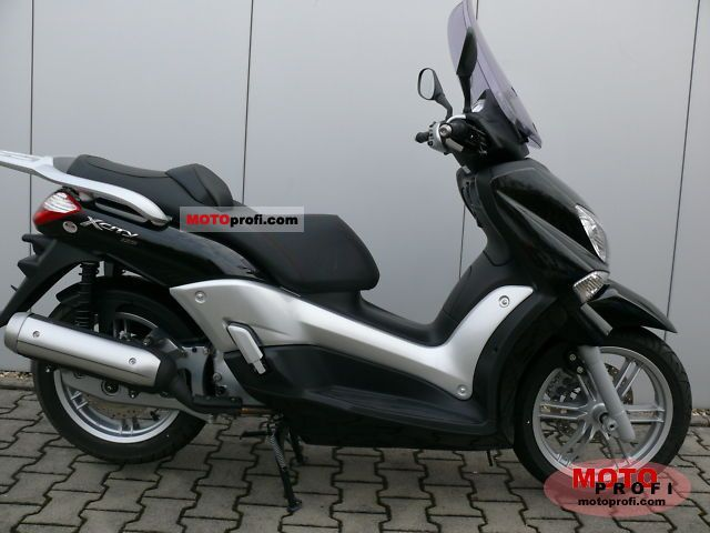 2009 Yamaha X-City 125 #3