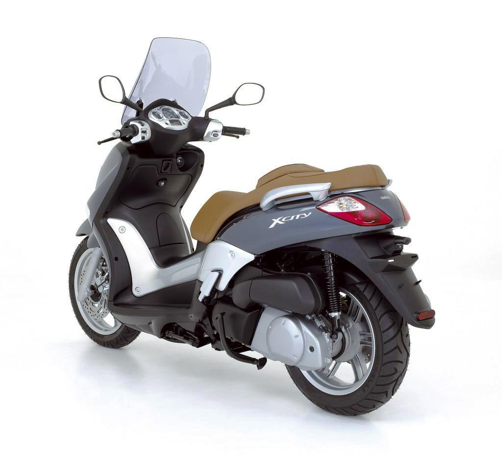 moto scooter x city 300