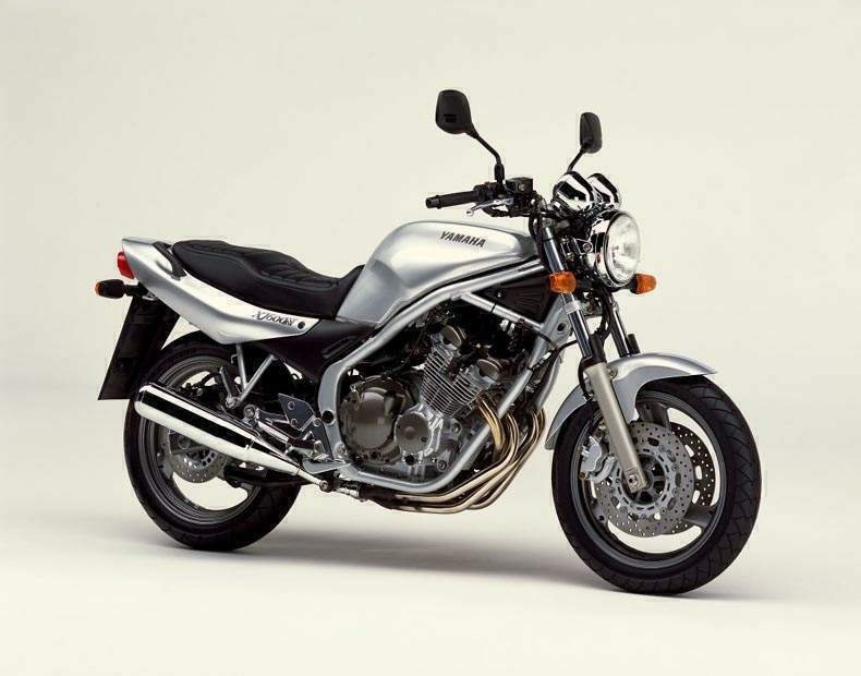 Yamaha XJ 600 N Diversion #1