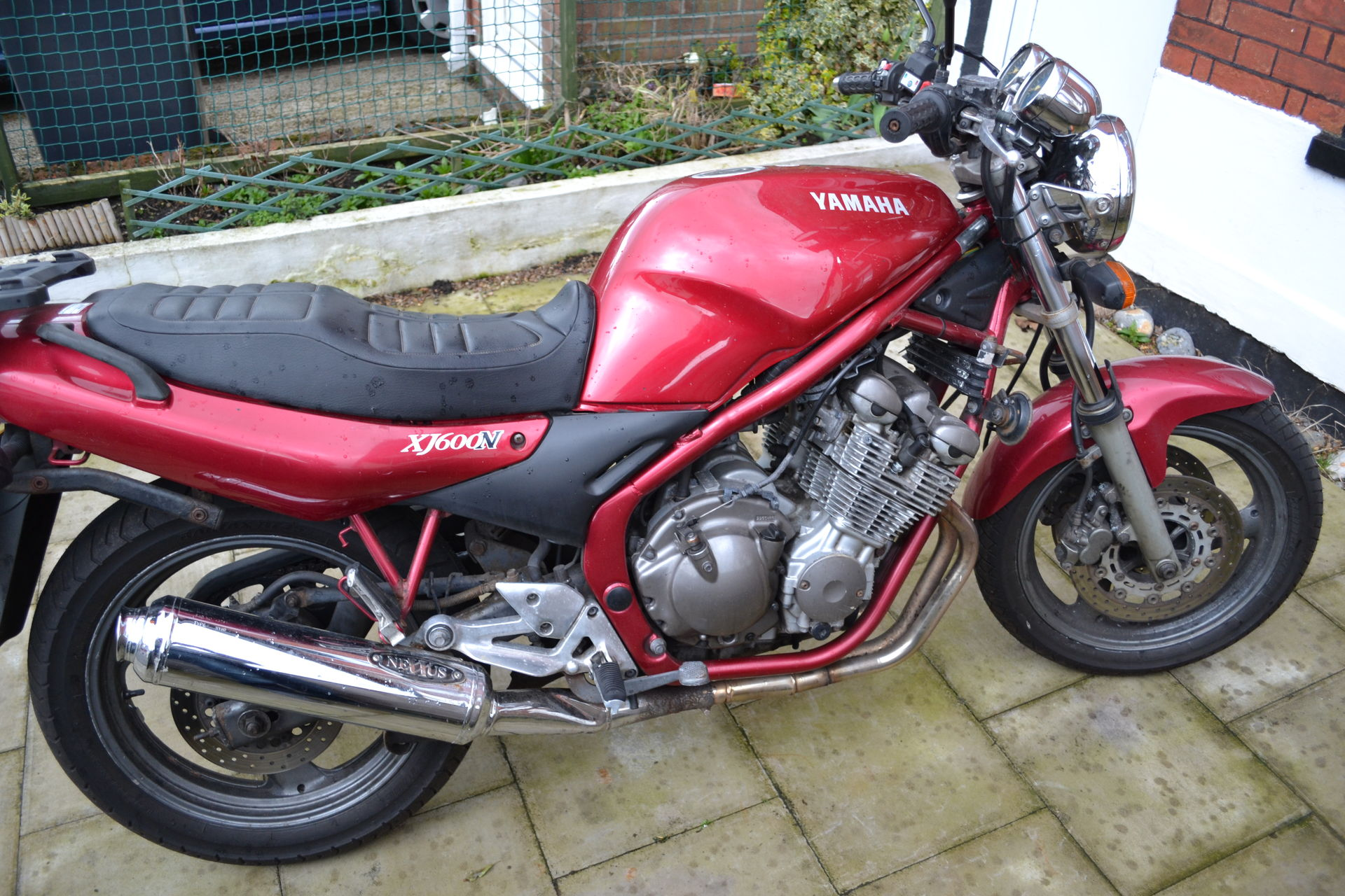 2000 Yamaha XJ 600 N Diversion #2