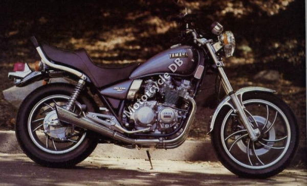 Yamaha XJ 600 (reduced effect) 1987 #13