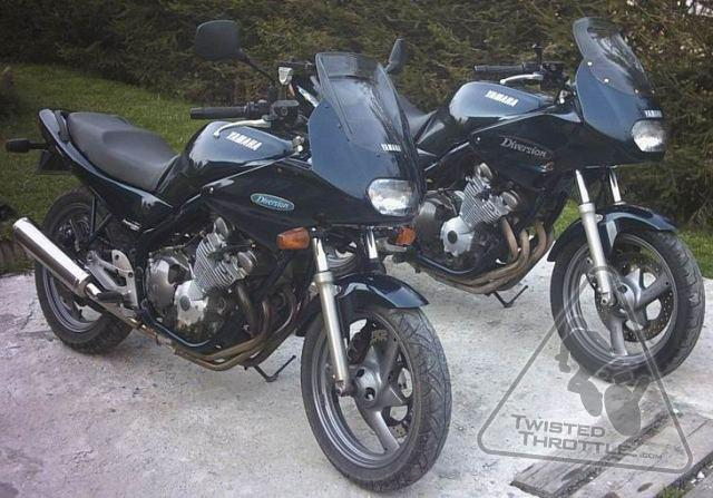 Yamaha Xj6 Naked/Abs 11> Belly Pans |Red-Fox
