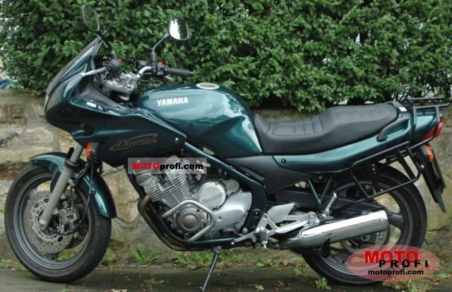 Yamaha XJ 600 S Diversion 1998 #10