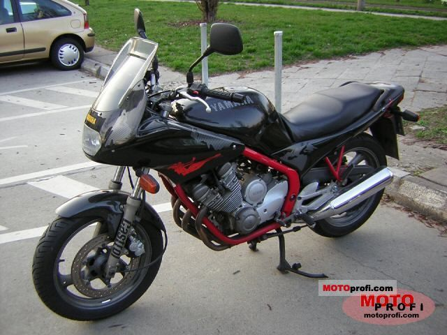 Yamaha XJ 600 S Diversion 1999 #7