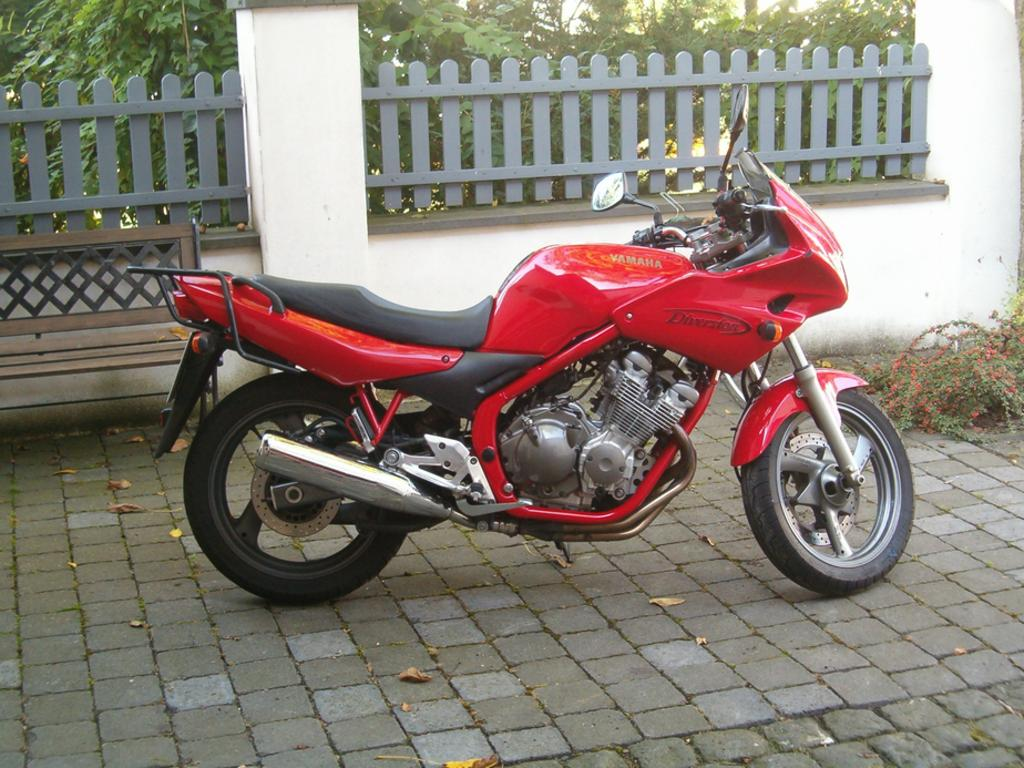 Yamaha XJ 600 S Diversion 1999 #9