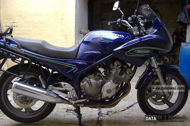 Yamaha XJ 600 S Diversion 2000 #10