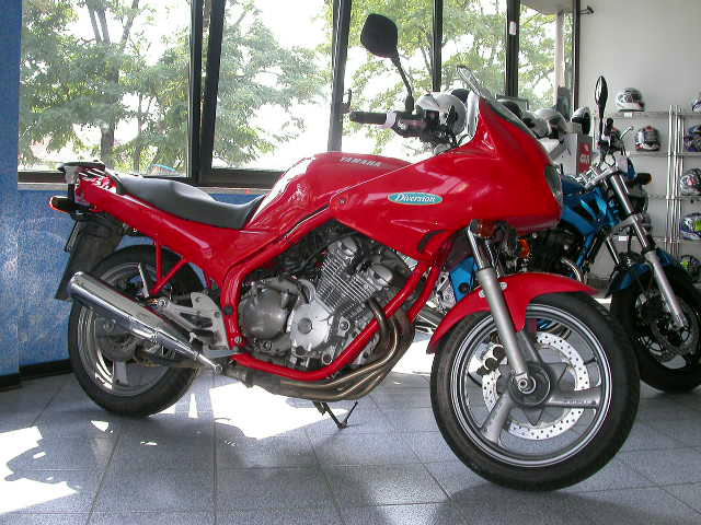 Yamaha XJ 600 S Diversion 2000 #4