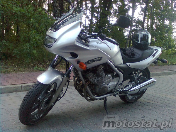 Yamaha XJ 600 S Diversion 2003 #5