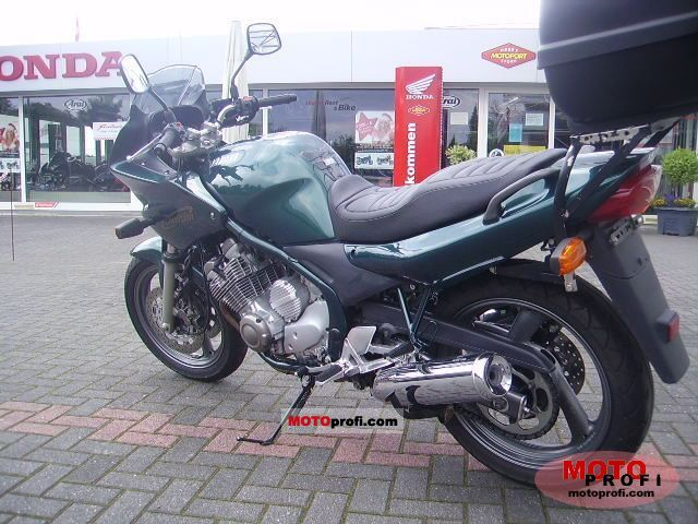 Yamaha XJ 600 S Diversion 2003 #6