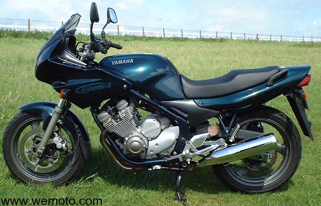 Yamaha XJ 600 S Diversion 2003 #8