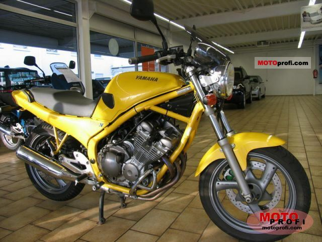 Yamaha XJ 600 S Diversion (reduced effect) 1992 #13
