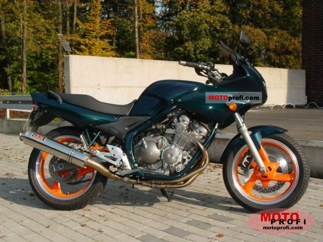 Yamaha XJ 600 S Diversion (reduced effect) 1992 #5